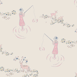 Art Gallery Fabrics - Ethereal Fusion Fawn Day Ethereal
