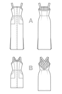 Closet Case - Fiona Sundress Sewing Pattern