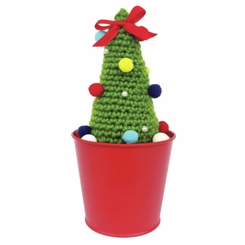 Christmas Tree Crochet Kit