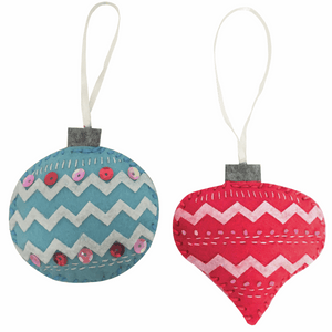 Make your own - Baubles Decoration