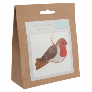 Make your own - Robin Decoration