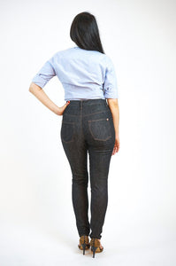 Closet Case - Ginger Skinny Jeans Sewing Pattern