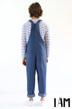 I AM - Colibri Overalls Long/Short Pattern (Mens Pattern)