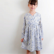 Ikatee -  Violette Dress - Paper Sewing Pattern