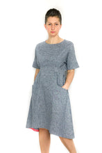 Dhurata Davies - Jasmine Tee and Dress - Paper Sewing Pattern