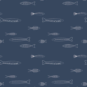 Art Gallery Fabrics - Catch & Release in Knit