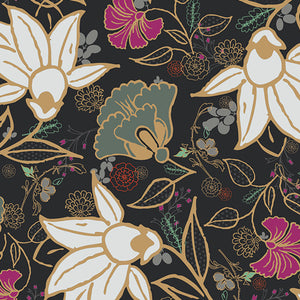 Art Gallery Fabrics - Willow Bloom Knit Fabric