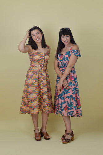 NINALEE Kew Dress Sewing Pattern
