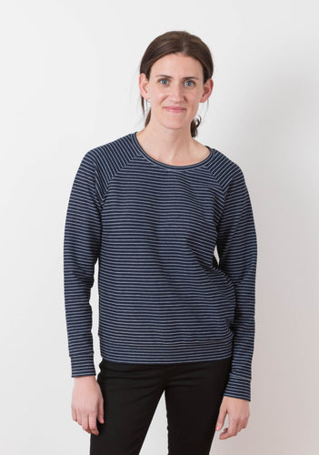Grainline Studio Linden Sweatshirt Sewing Pattern