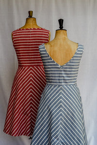 Maven Sewing Patterns - The Barcelona Dress