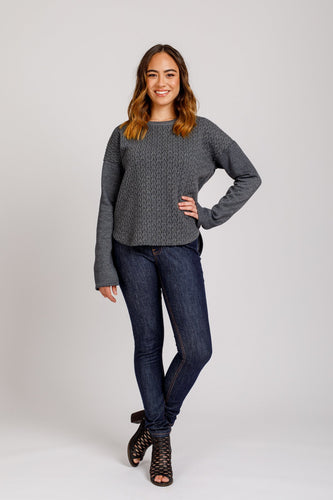 Megan Nielsen - Jarrah Sweater Sewing Pattern