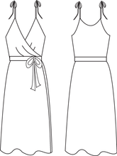 Papercut Patterns - Midsummer Nights Dream Dress Sewing Pattern