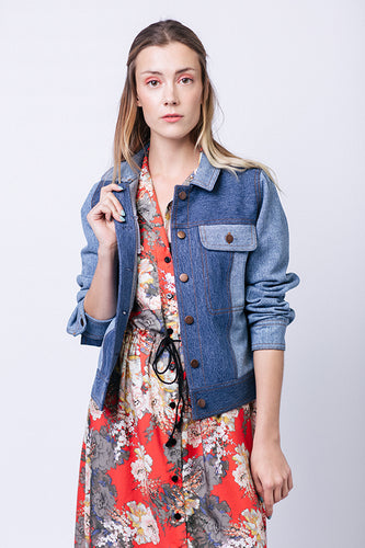 Named Clothing - MAISA Denim Jacket Sewing Pattern