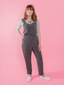 Tilly and the Buttons - Marigold Jumpsuit and Trousers Sewing Pattern