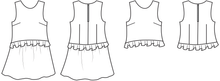 Papercut Patterns - Moana Dress Sewing Pattern
