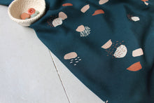 Atelier Brunette - Moonstone Green viscose / rayon dress fabric
