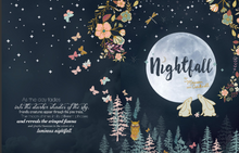 Art Gallery Fabrics - Moon Stories Spark in Knit from Nightfall