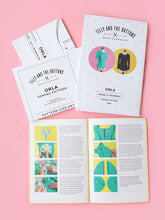 Tilly and the Buttons - Orla Shift Top Sewing Pattern