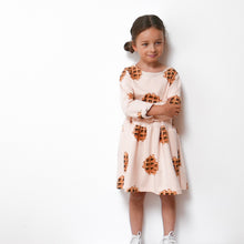 Ikatee - HELSINKI KIDS Dress 3-12 Years - Paper Sewing Pattern