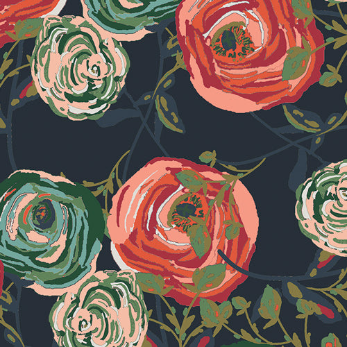Art Gallery Fabric - Paradis Woodlands in Rayon