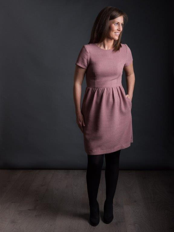 The Avid Seamstress THE DAY DRESS - Sewing Pattern