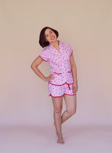 NINALEE Piccadilly Pyjamas Sewing Pattern