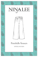 NINALEE Portobello Trousers Sewing Pattern