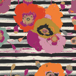 Art Gallery Fabrics - Paparounes Spices in Rayon from Spices Fusion