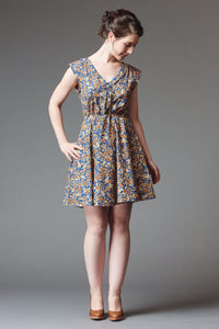 Deer & Doe - RÉGLISSE DRESS Sewing Pattern