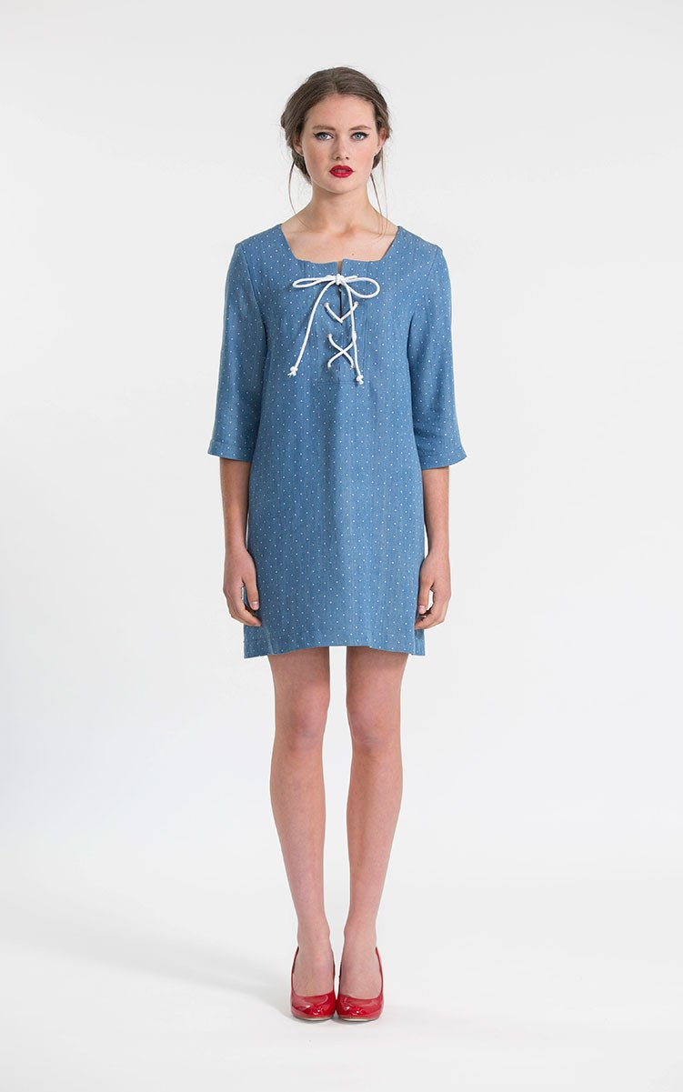Papercut Patterns - Skipper Tunic Sewing Pattern
