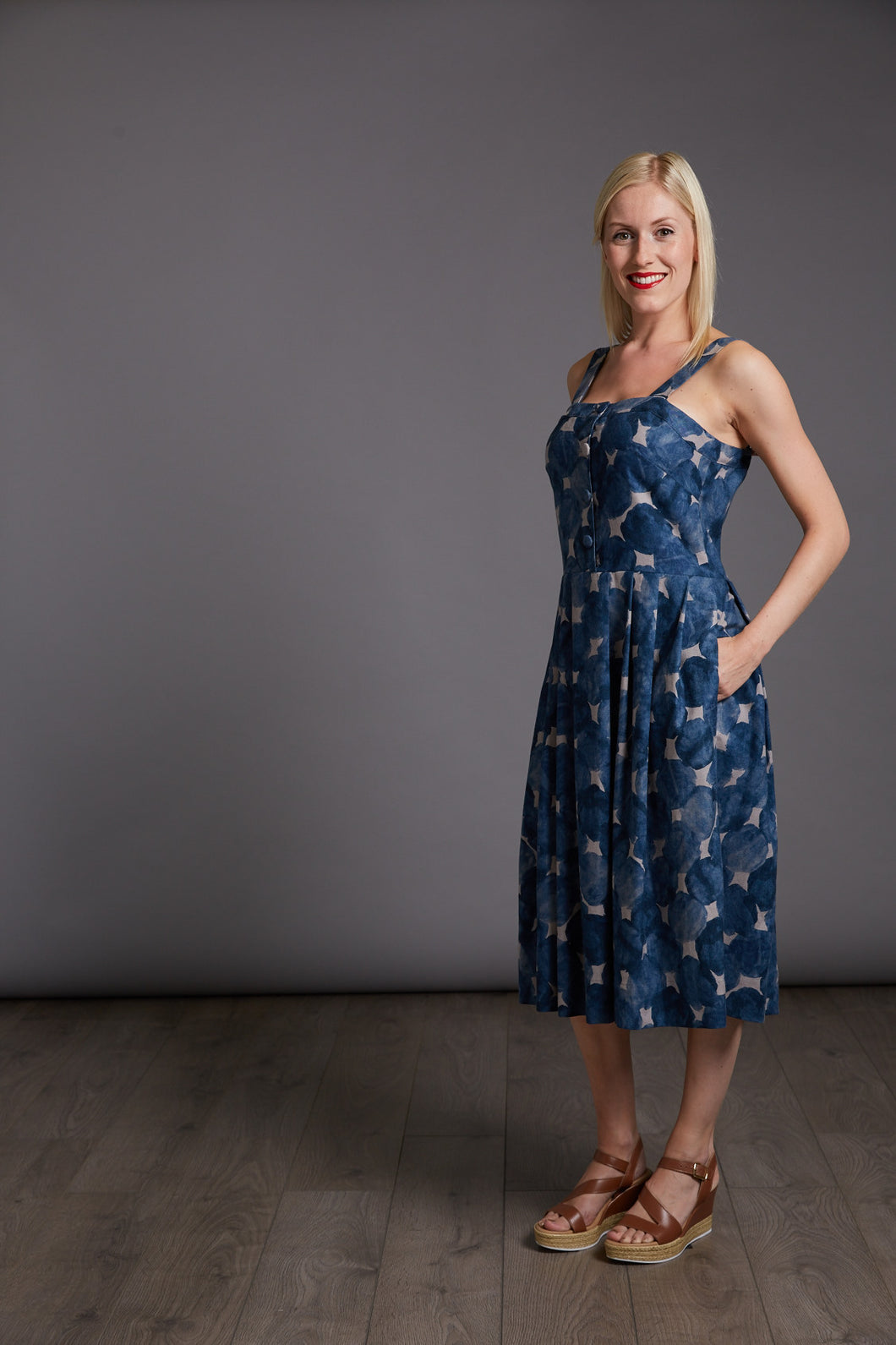 The Avid Seamstress SUN Dress - Sewing Pattern