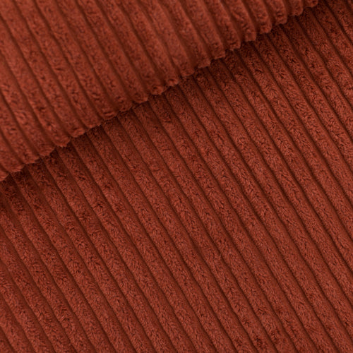 REMNANT 1.16 meters See You At Six - Wide Rib Corduroy Sable Brown