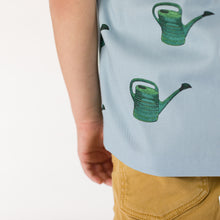 See You At Six - Watering Cans Cotton Gabardine Twill