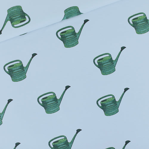 Watering Cans Fog Blue