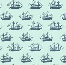 Set Sail Cotton Jersey