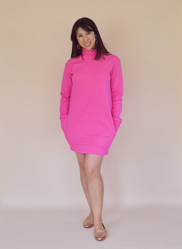 NINA LEE The Southbank Sweater Sewing Pattern