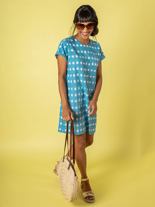 Tilly and the Buttons - Stevie Tunic Sewing Pattern – Lamazi Fabrics ...