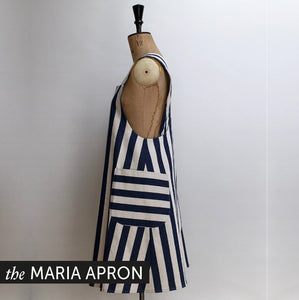 Maven Sewing Patterns - The Maria Wrap Apron