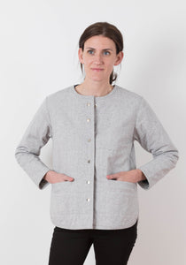 Grainline Studio Tamarack Jacket Sewing Pattern
