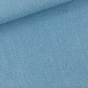 See You at Six - Tencel Denim Dress Fabric