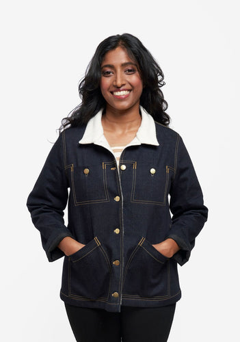 Grainline Studio Thayer Jacket Sewing Pattern