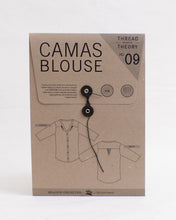 Thread Theory No 09 Camas Blouse