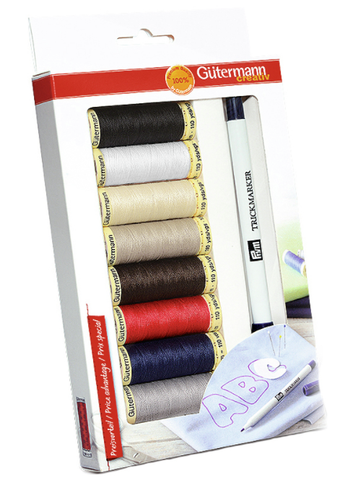 Gutermann Thread and Pen Set