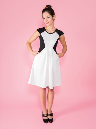 Tilly and the Buttons - Zadie Dress Sewing Pattern