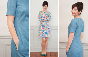 Sew Over It - Zoe Dress Sewing Pattern