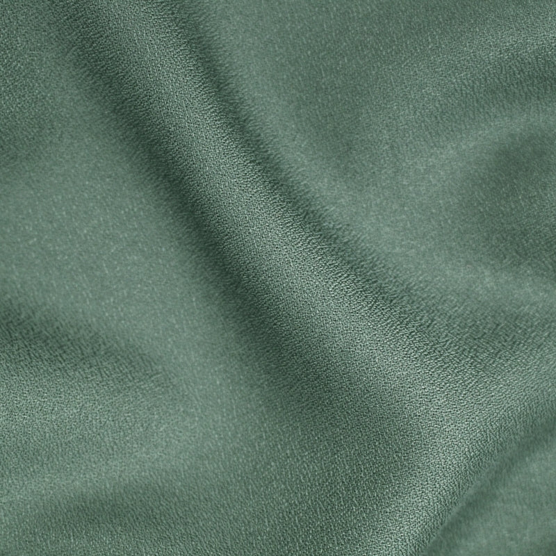 Atelier Brunette - Crepe Cedar Green Dress Fabric