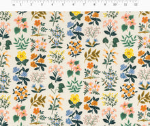 Rifle Paper Co - Wildflower Field Cotton Lawn from Meadow
