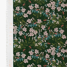 Rifle Paper Co - Cornflower Hunter Rayon from Meadow