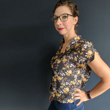 Experimental Space -Evelyn Blouse Sewing Pattern