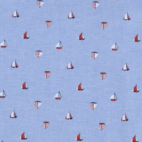 Summer Boat Chambray